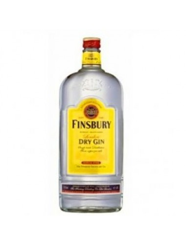 Джин Finsbury London Dry (Финсбери Лондон Драй) 37,5% 1L