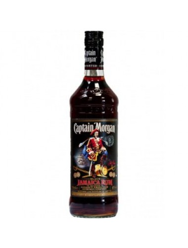 Ром Captain Morgan Black (Капитан Морган Блек) 40% 1L