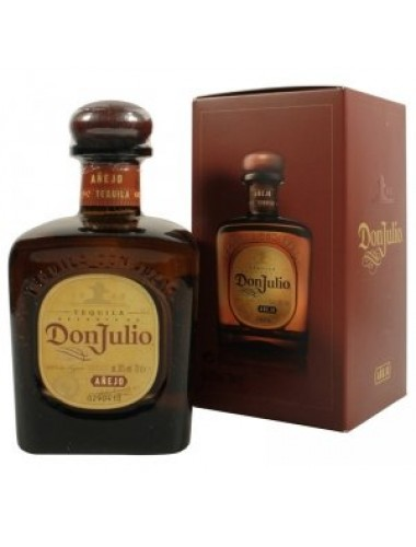 Текила Don Julio Anejo (Дон Хулио Аньехо) 38% 0.75L