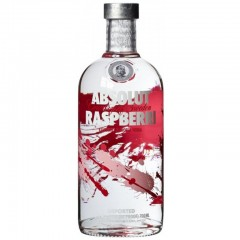 Водка Absolut Raspberry (Абсолют Малина) 40% 1L