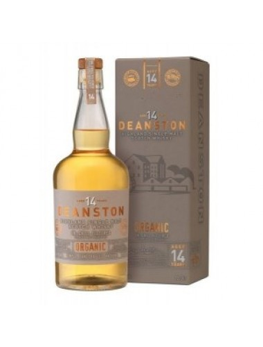Виски Deanston 14 Years Old Organic (Динстон 14 лет Органик) 46.3% 0.7L