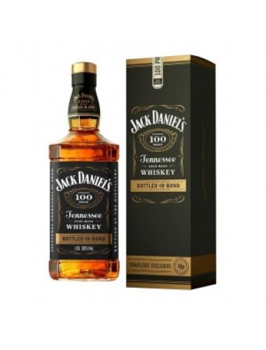 Виски Jack Daniels Bottled in Bond (Джек Дениелс Боттлед ин Бонд) 50% 1L