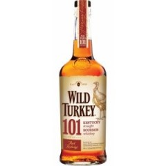 Виски Wild Turkey 101 Proof (Вайлд Тюркей 101 Пруф) 50,5% 1L